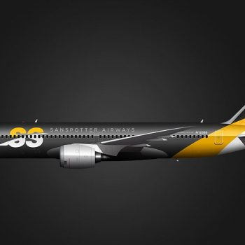 Boeing 797 design concept