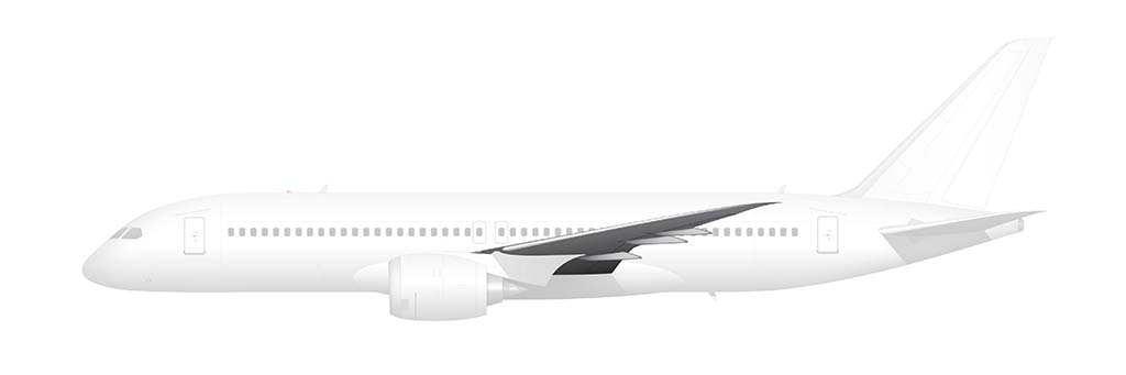 Boeing 797 wing design