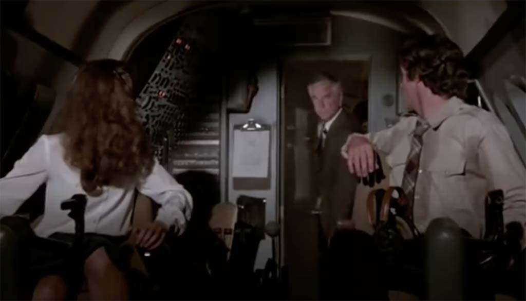 Airplane movie doctor quote