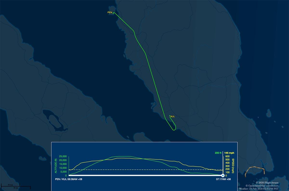 ak6123 flight track