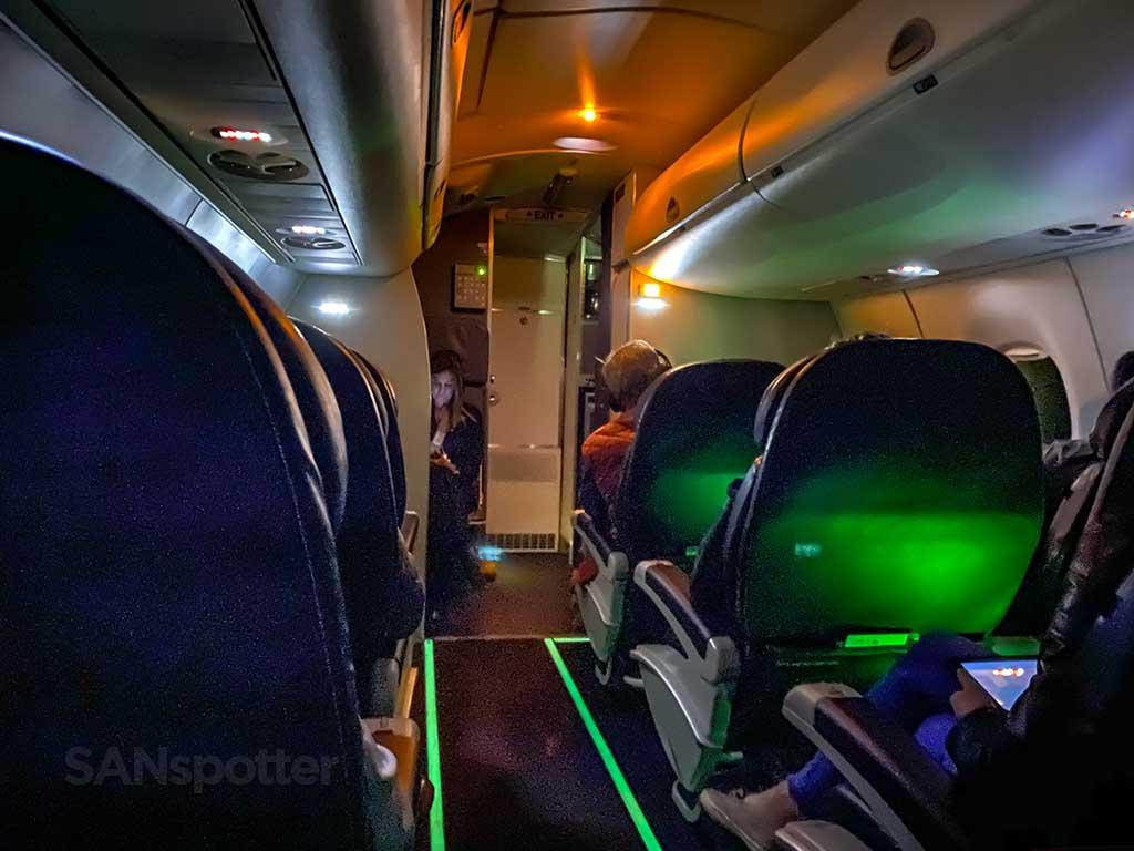E175 first class
