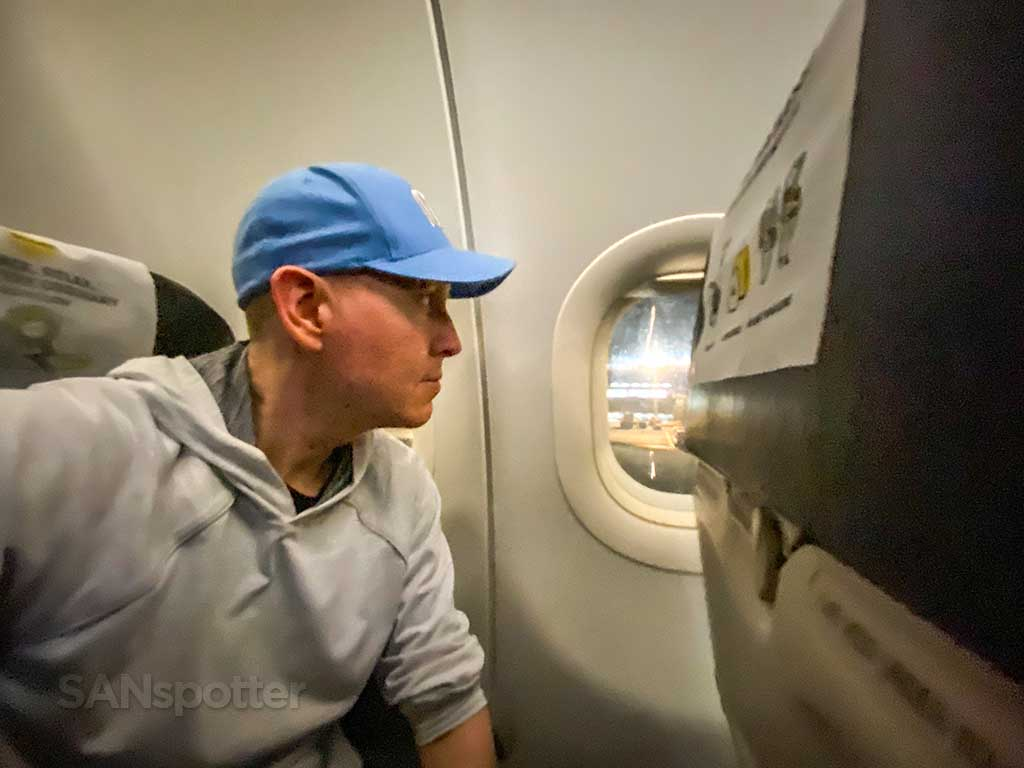 SANspotter Scoot Airlines review