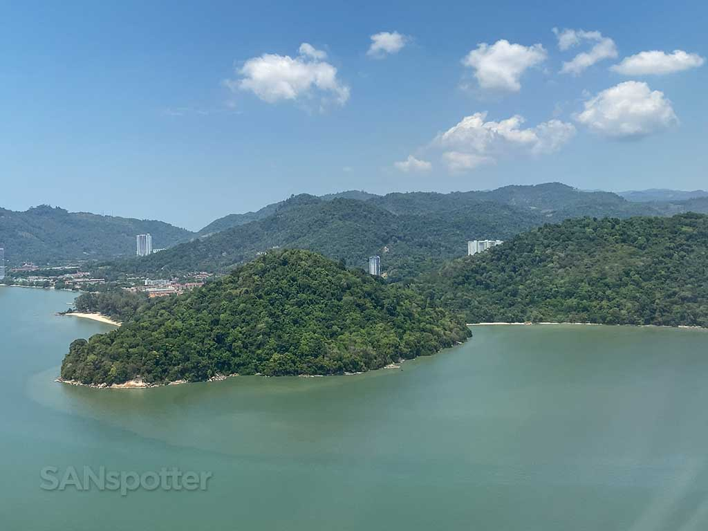 Arrival in Penang Malaysia