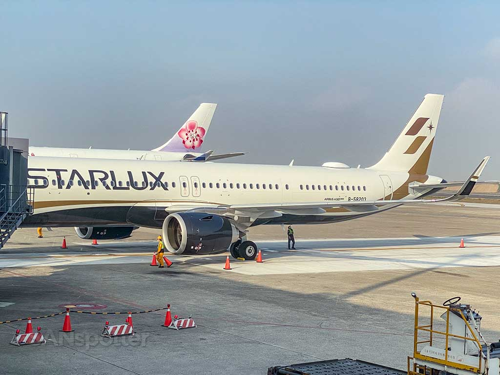 Starlux Airlines A321