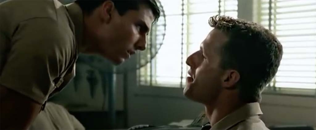 top gun you stink quote