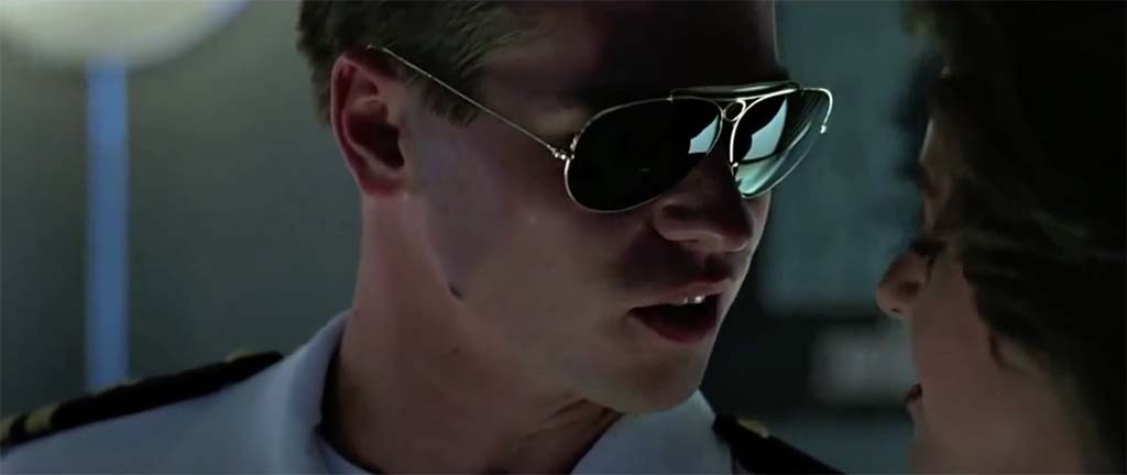top gun ice cold no mistakes quote