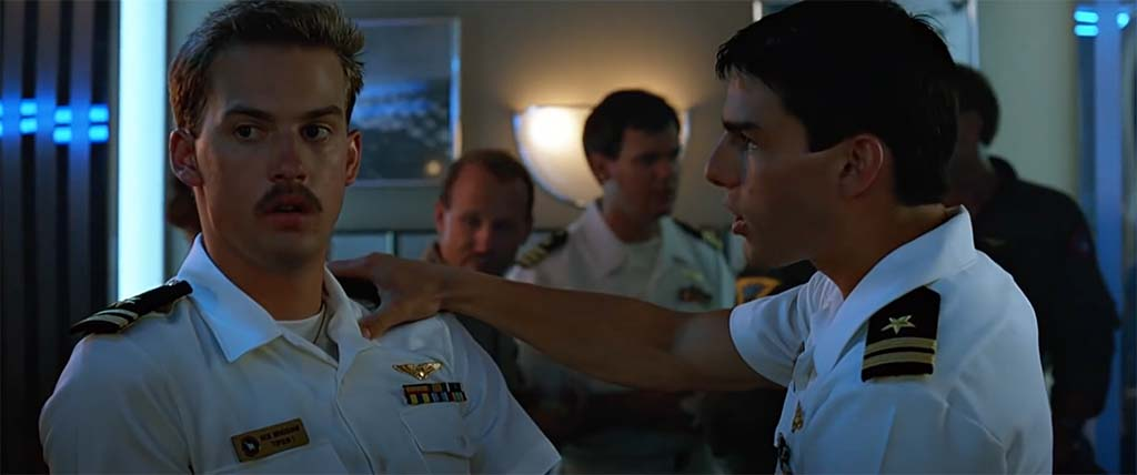 top gun she's lost that loving feeling quote