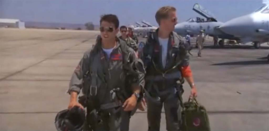 top gun I feel the need for speed quote