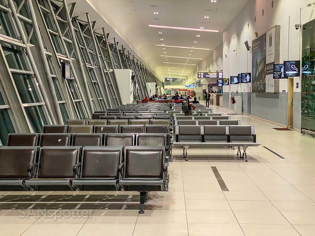 Penang airport terminal interior