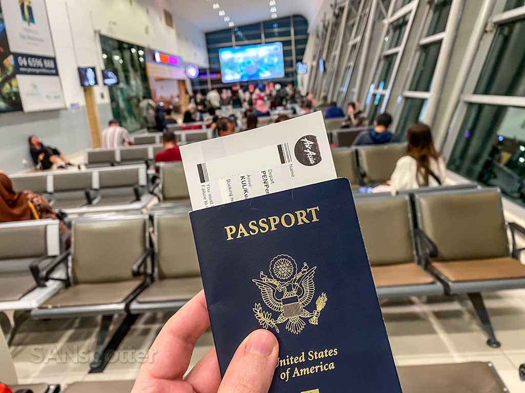 US passport Penang airport
