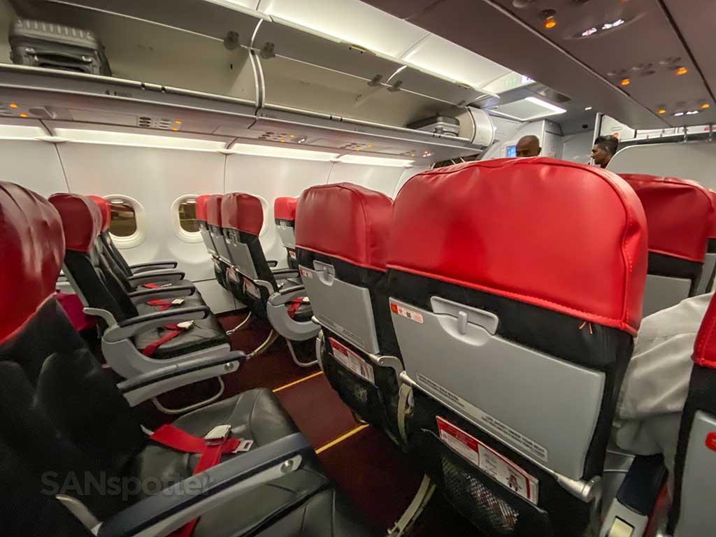 AirAsia Hot Seats