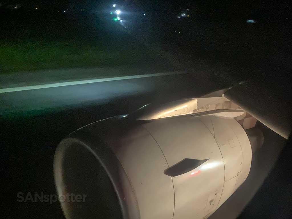 AirAsia A320 engine