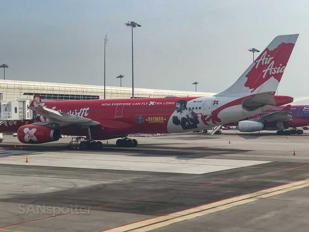 AirAsia X special livery