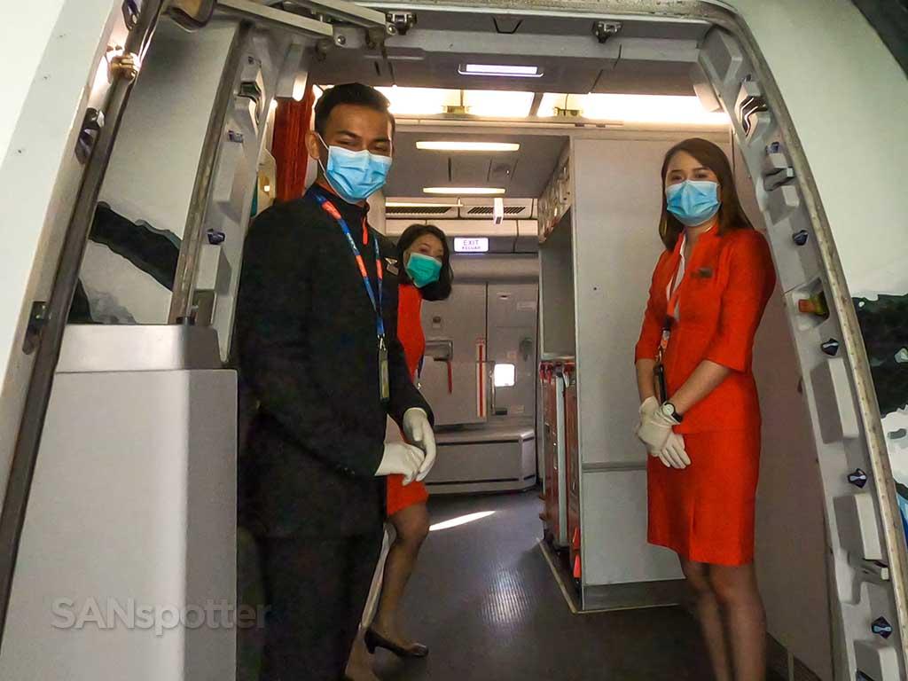 AirAsia X cabin crew