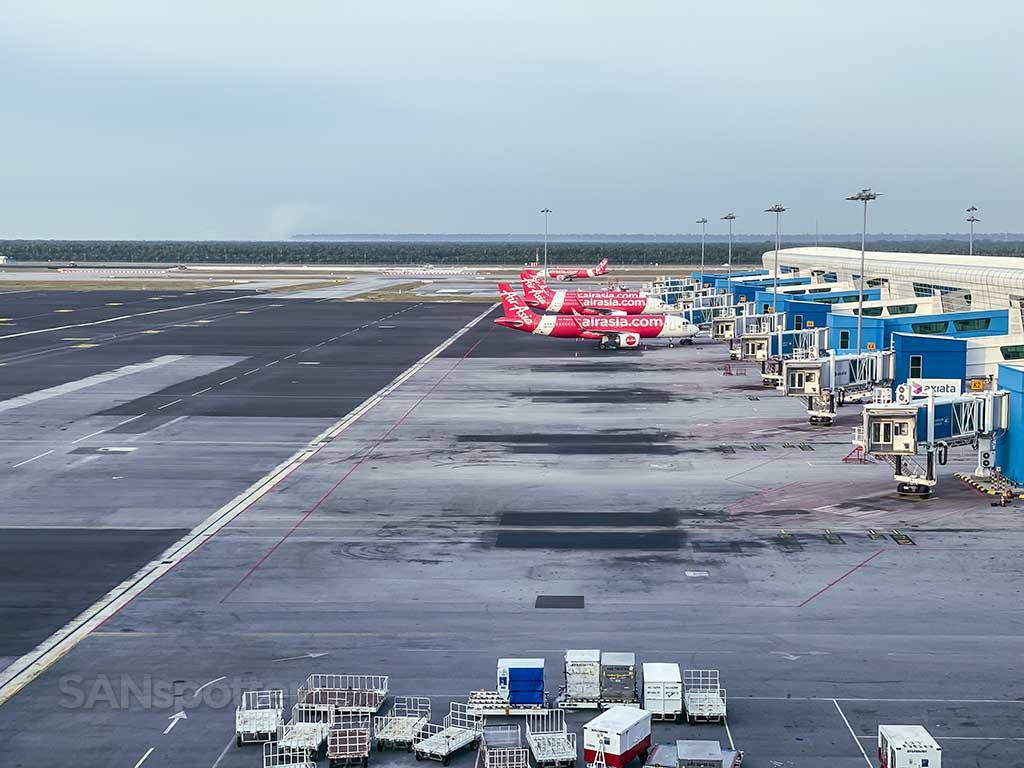 AirAsia terminal Kuala Lumpur