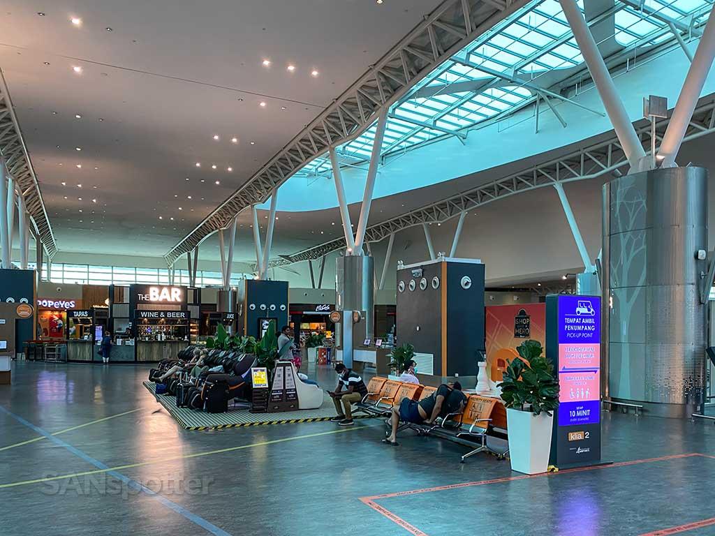 KUL airport terminal