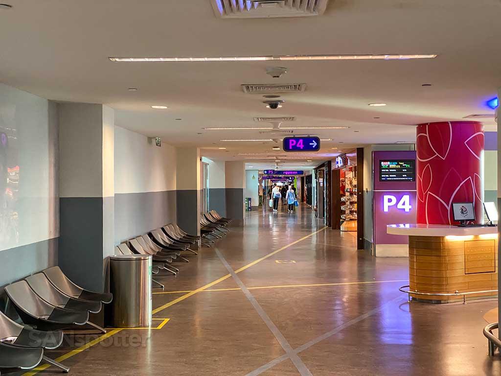 KUL airport interior