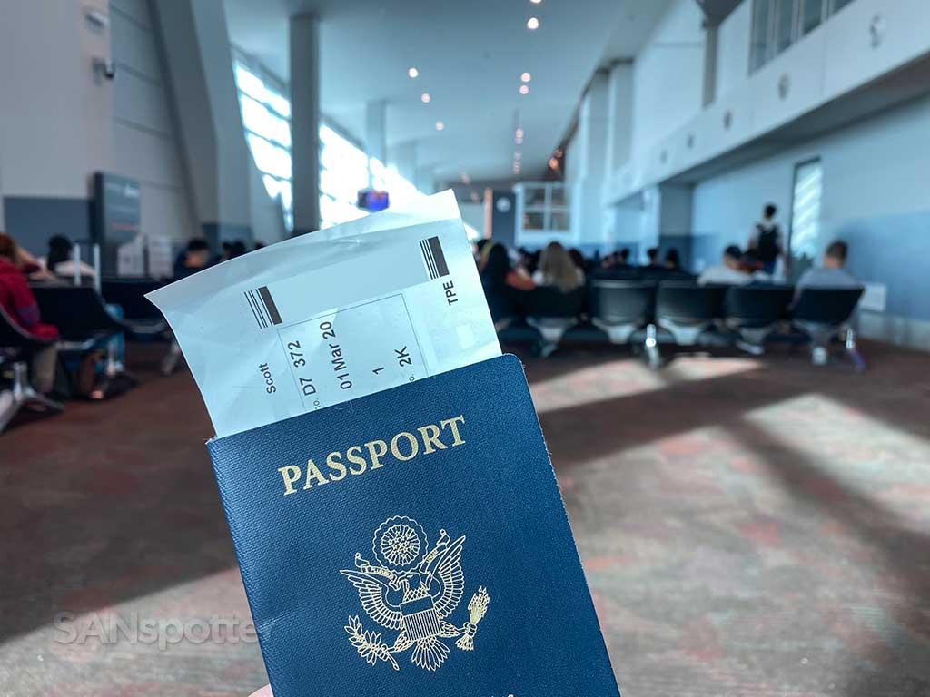 US passport KUL airport