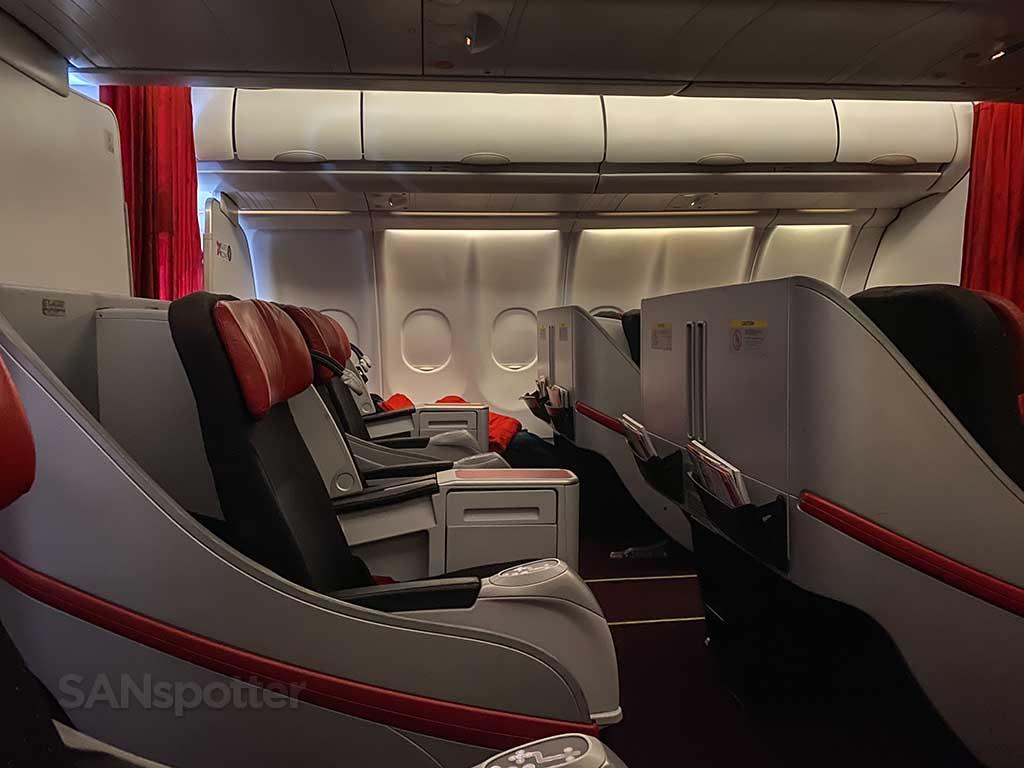 AirAsia X Premium Flatbed A330
