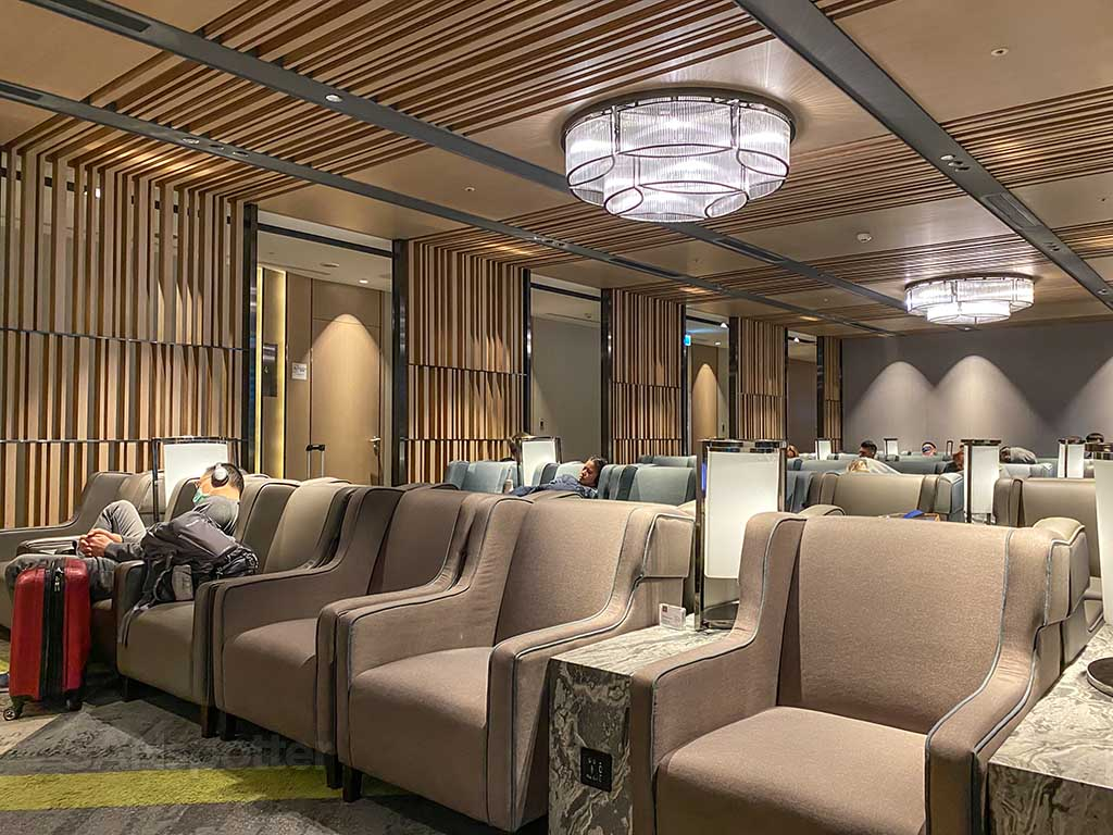 TPE plaza premium lounge interior