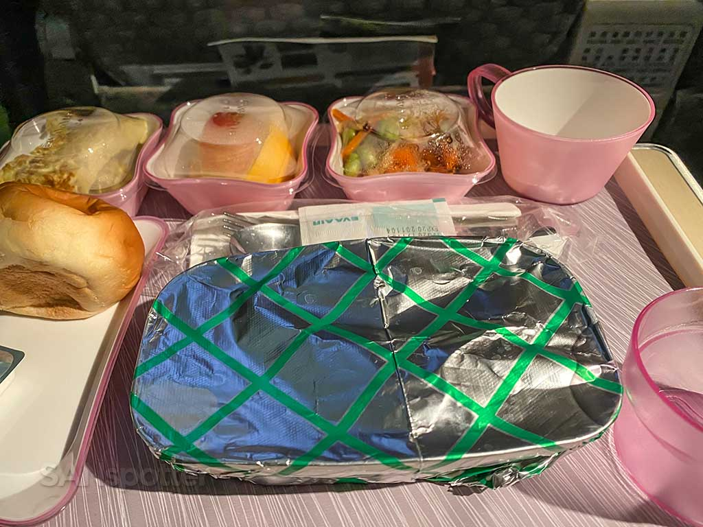 EVA Air food