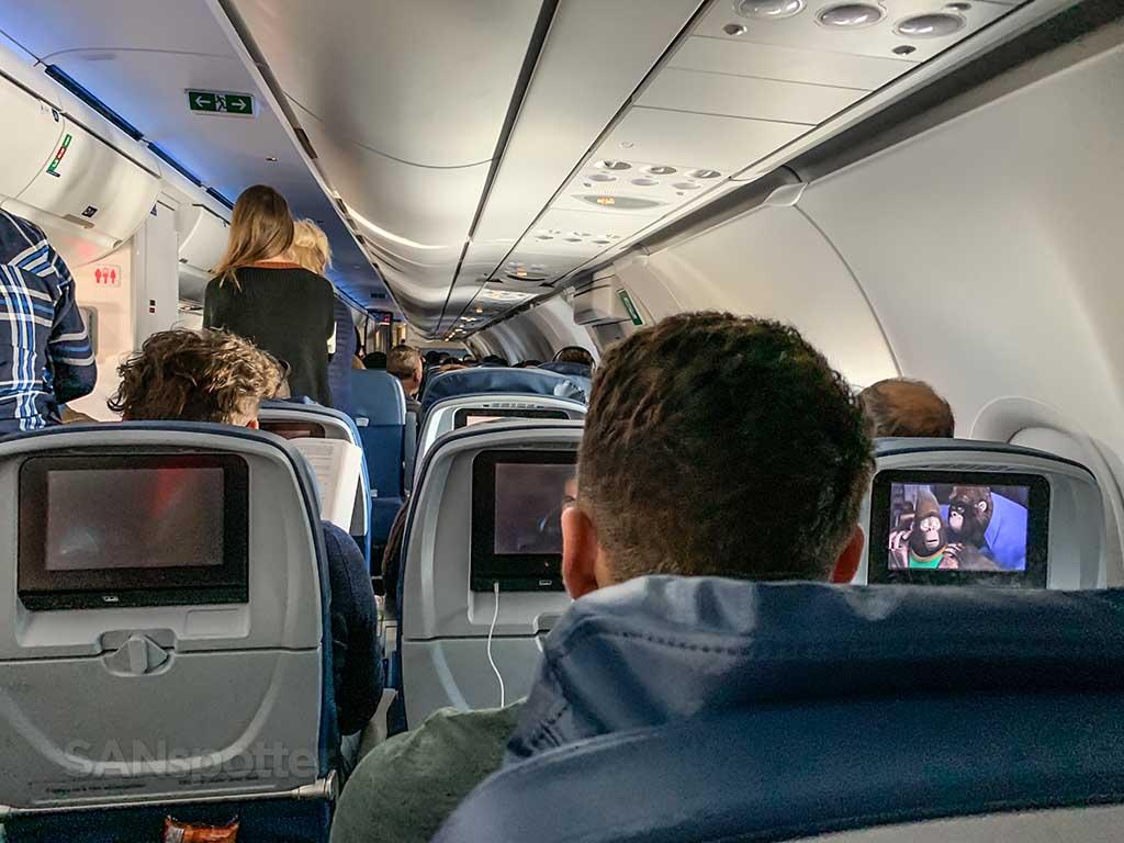 Delta Air Lines economy vs Southwest Airlines economy