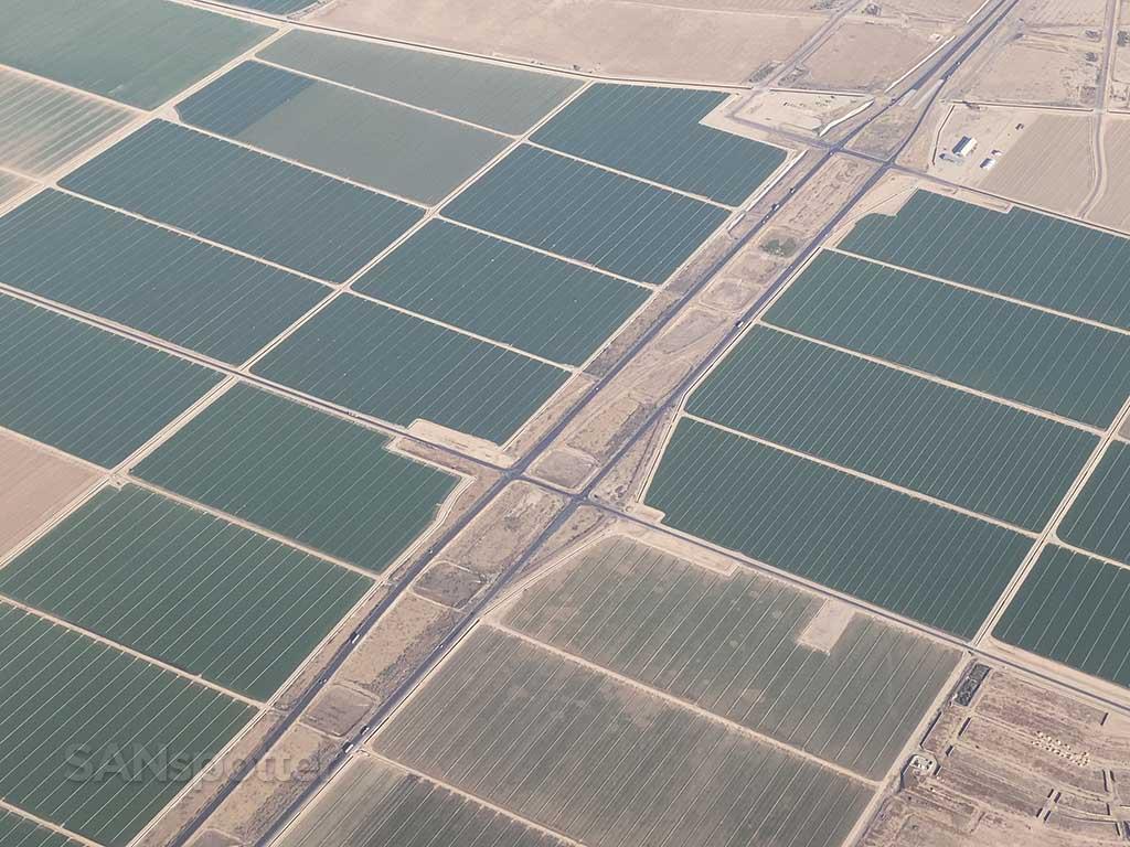 A field west of Phoenix