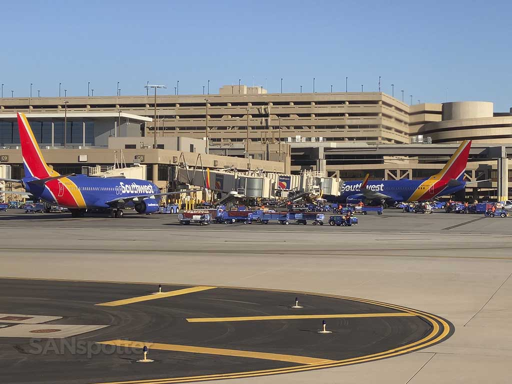 Southwest Airlines PHX
