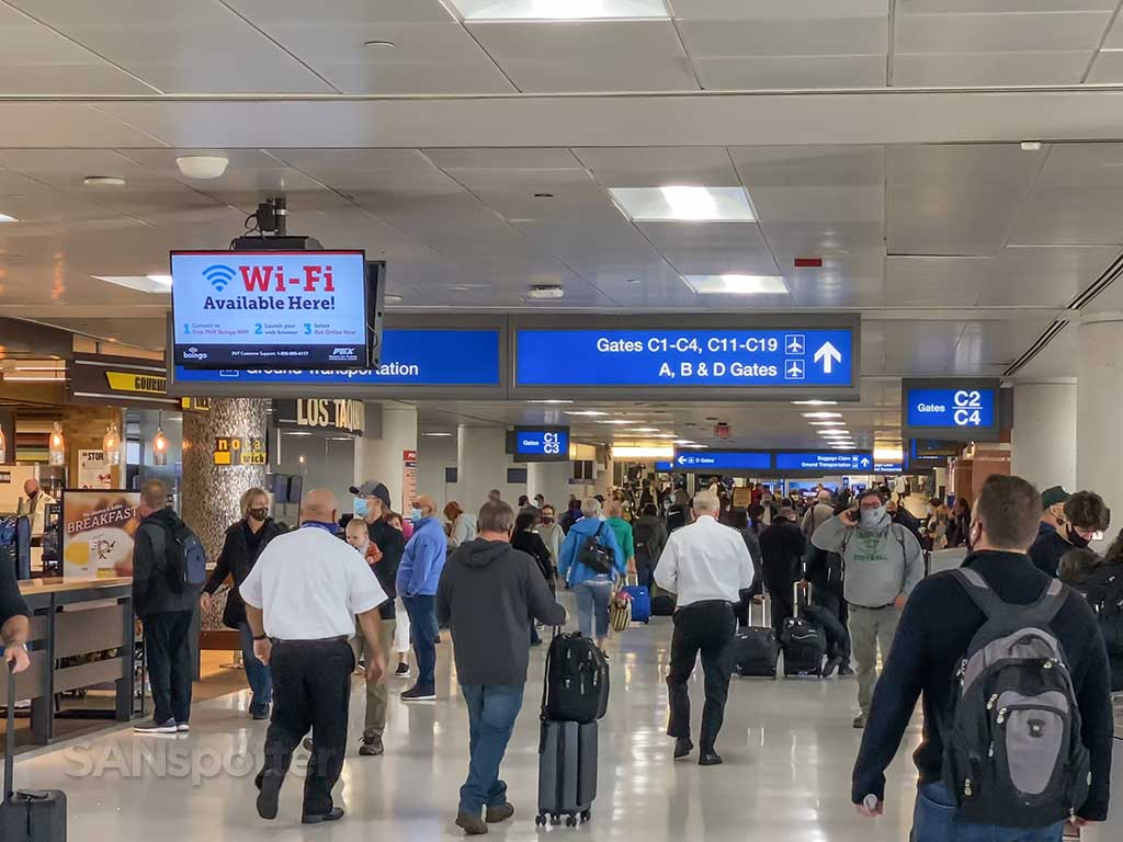 Southwest Airlines terminal C PHX