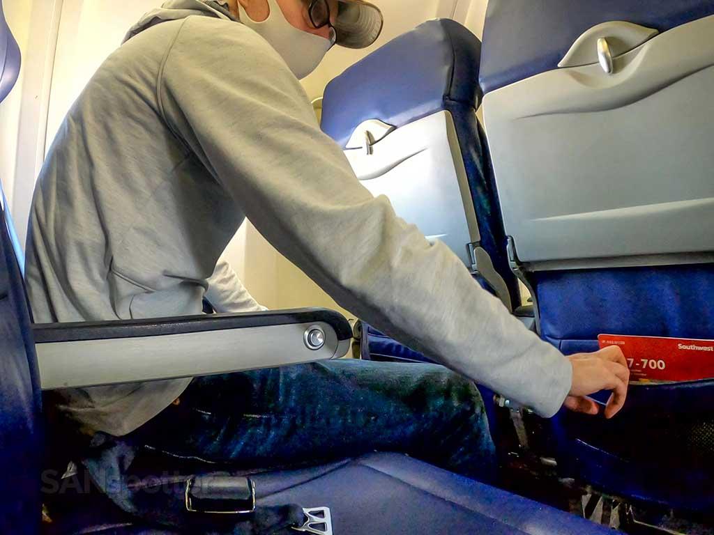 SANspotter Southwest Airlines