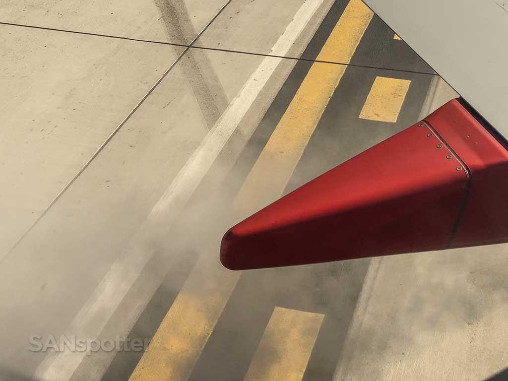 737-700 engine startup