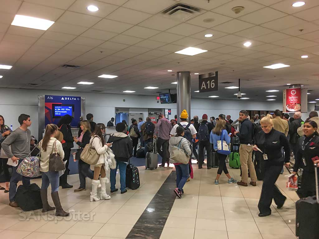 gate A16 Atlanta Airport