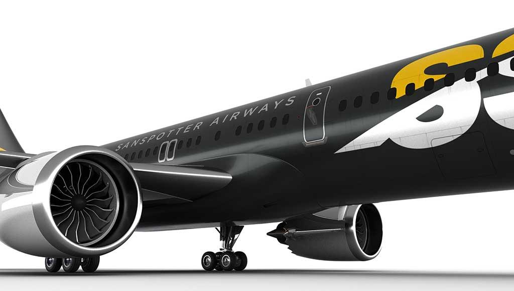 757-8 engines