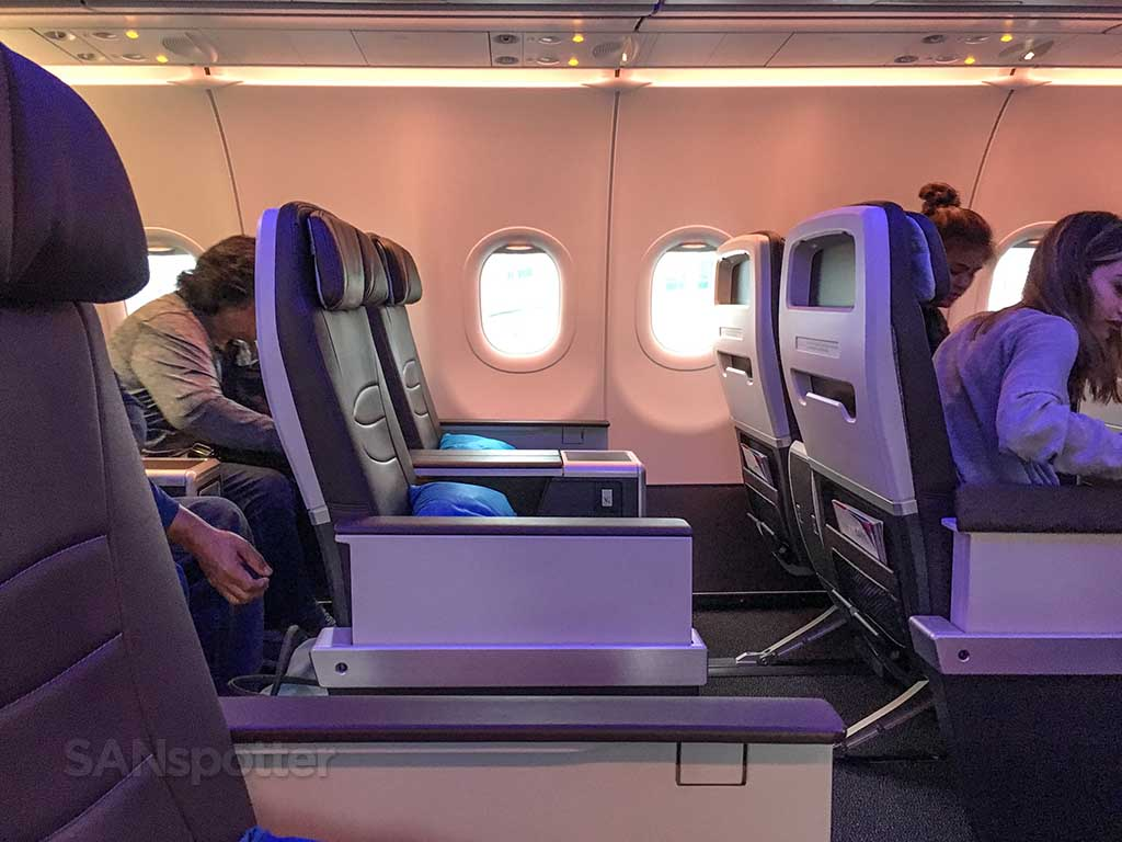Hawaiian Airlines A321neo first class