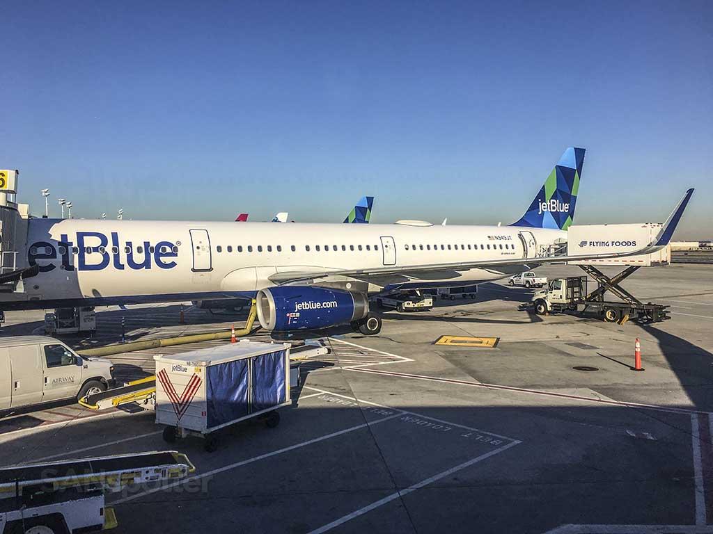 Jetblue a321 at JFK