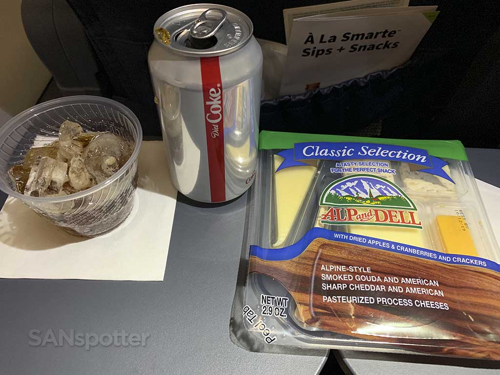 food for purchase spirit airlines
