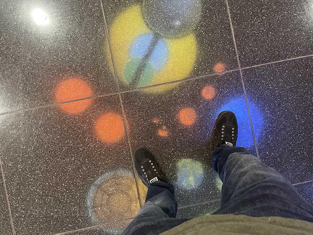 SANspotter shoes