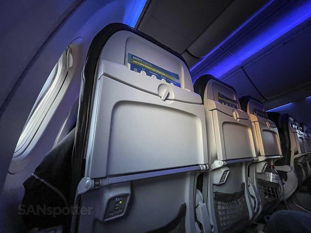 Alaska Airlines regular economy