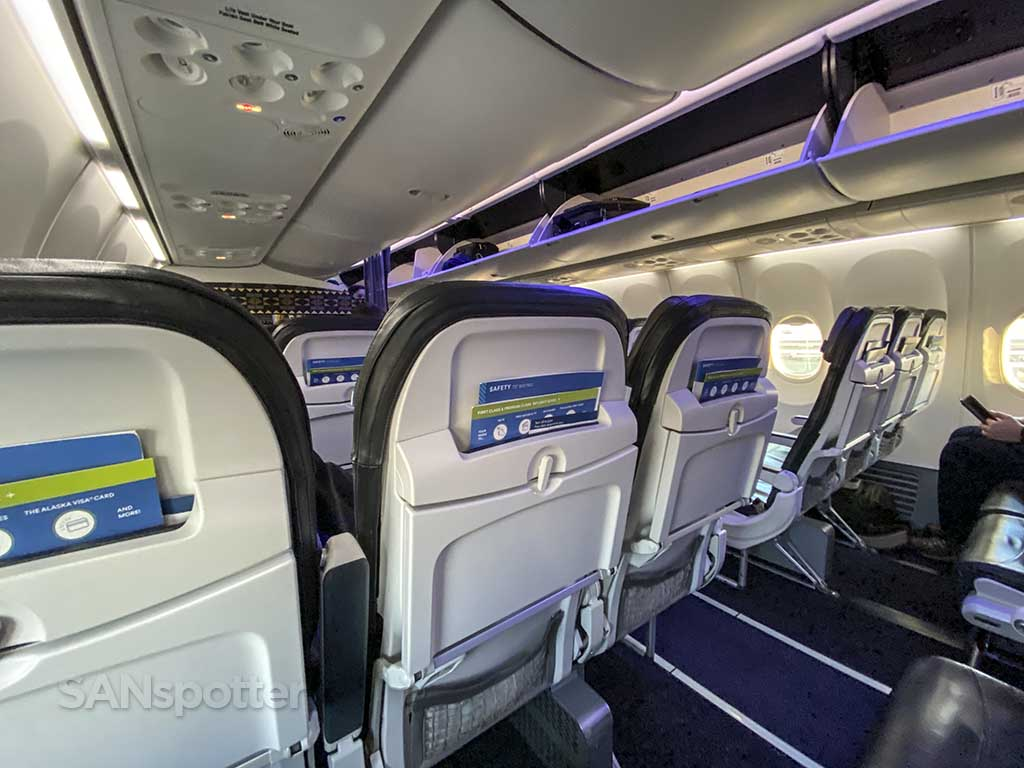 Alaska Airlines premium economy