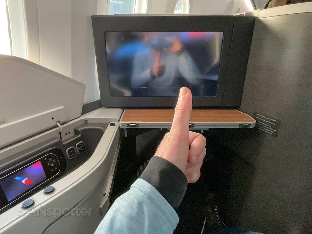 American Airlines 787-9 business class verdict