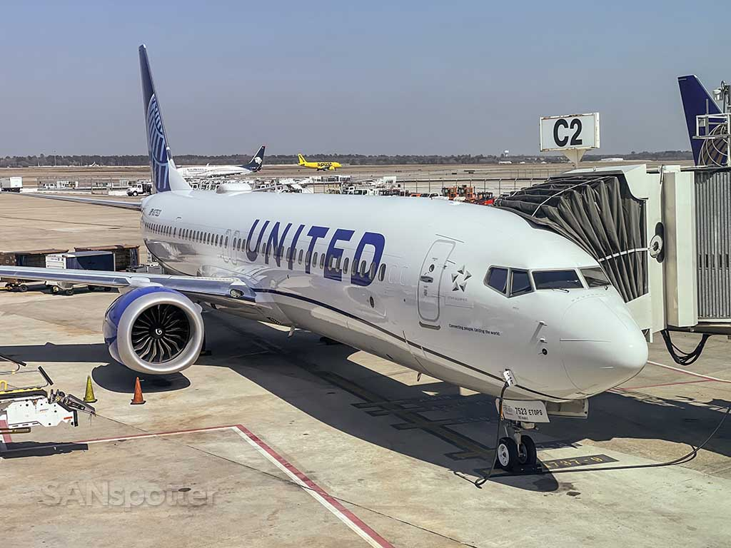 United Airlines 737 Max 9