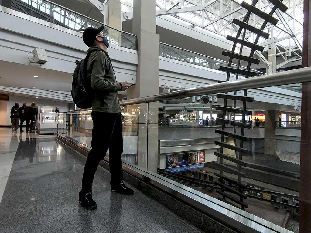 SANspotter Denver airport