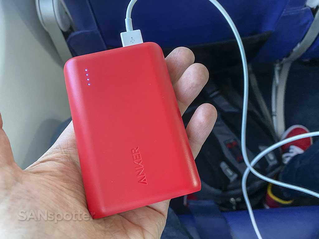 Battery pack for flying