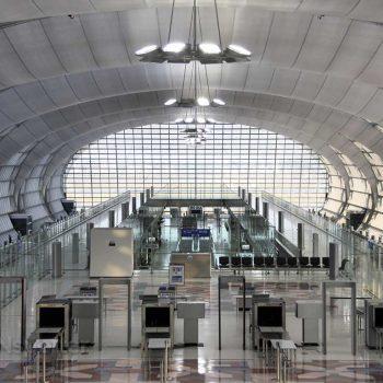 Bangkok Airport Security