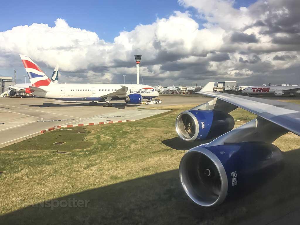 LHR airport