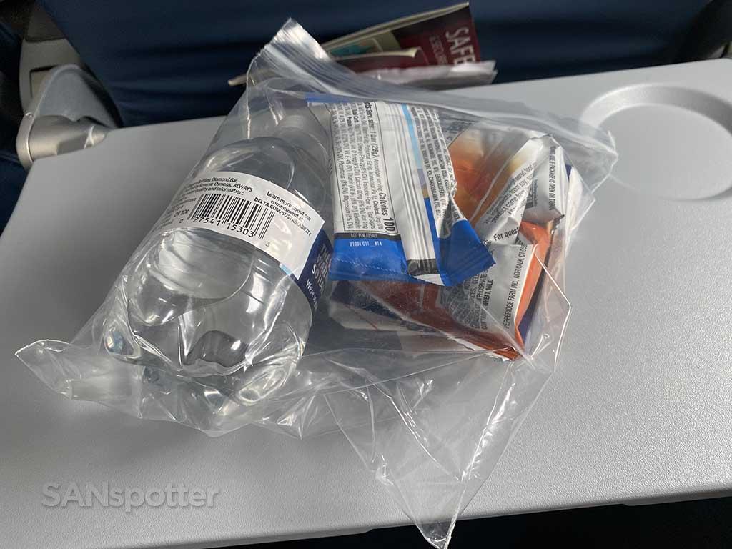 Delta Covid snack bag