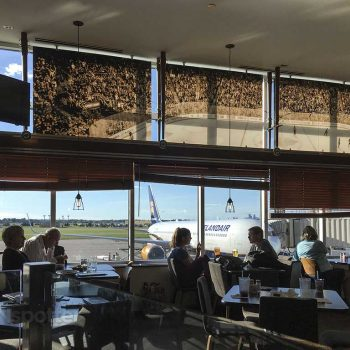 MSP airport restaurant