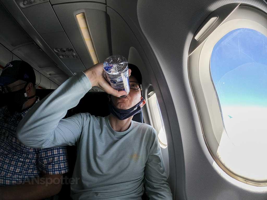 SANspotter allegiant air review