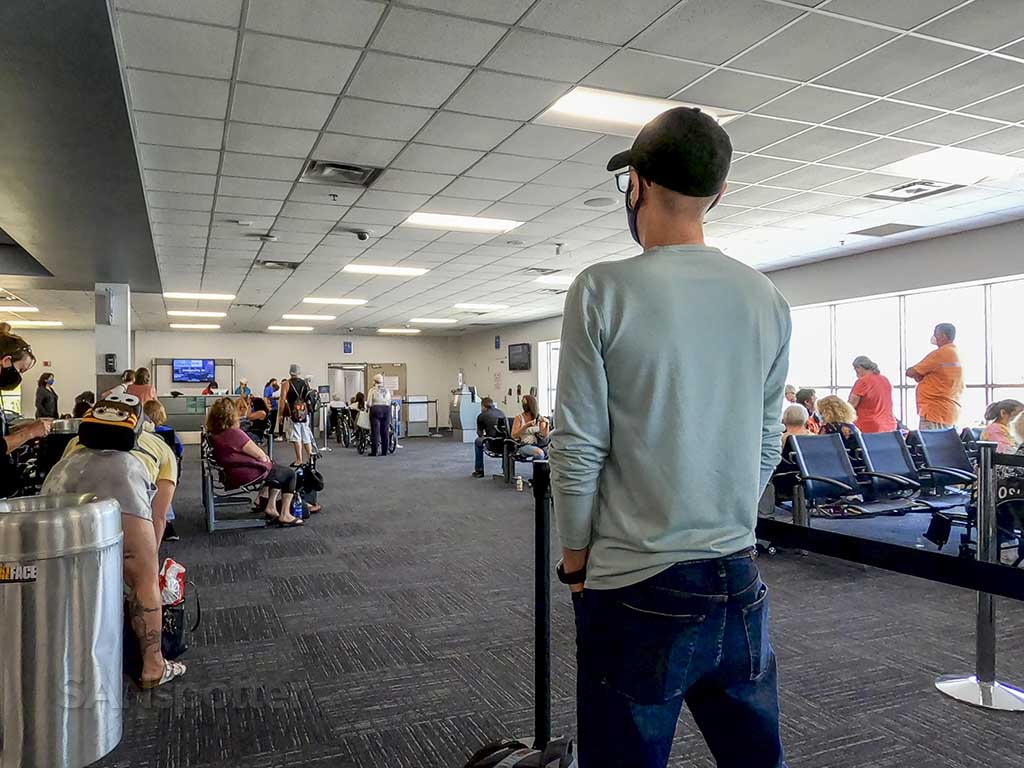 SANspotter Sanford International Airport