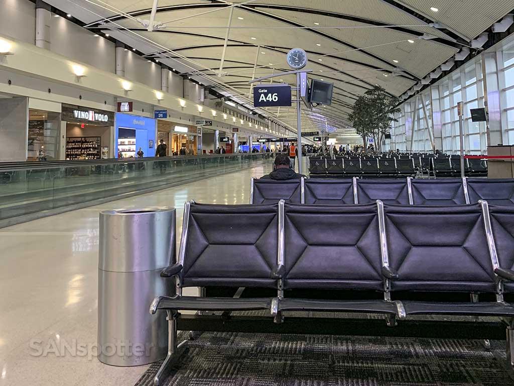 Concourse A DTW